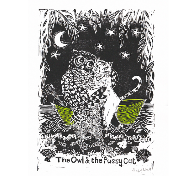 The Owl & The Pussy Cat
