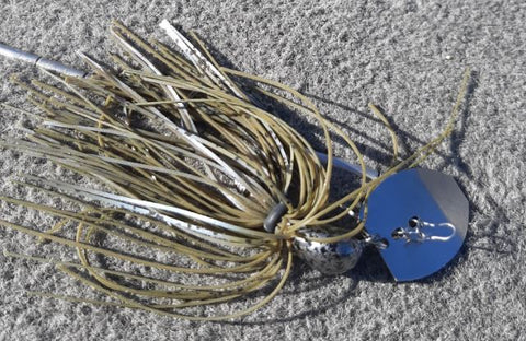 Jigs with Blade - Blue