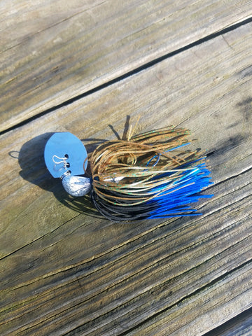 Chatter Bait - Guntersville Special (1 jig in package)