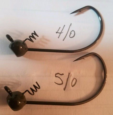 Bulk Order - VMC Wide Gap Hooks (25 identical hooks in package)
