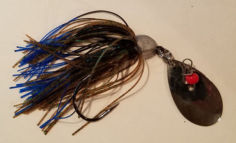 Wobble Jig #52 - Guntersville Special (1 jig in package)