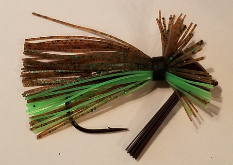 Wood Thumper Jig #20 - Smith Lake Special (1 jig in package)