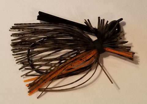 Wood Thumper Jig #38 - Pickwick Special (1 jig in package)