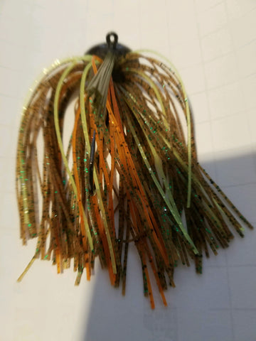 Football Jigs (Mussel Crawler) - #35 - Tim Ford Secret