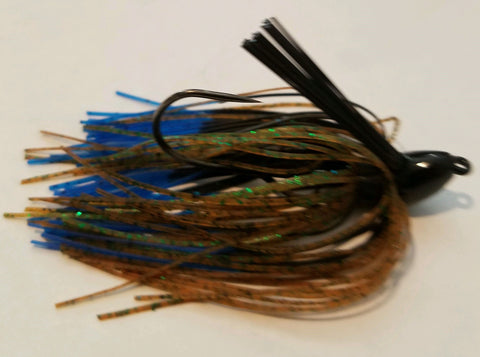 Swimming Jigs #52 - Guntersville Special (2 identical jigs in package)
