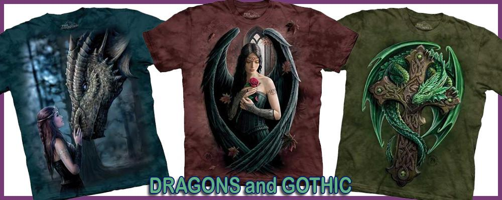 Dragons and Gothic Collection