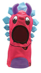 K's Animal Facemasks Dinosaur Magenta
