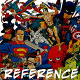 COMIC BOOK HISTORY & COMICS REFERENCE