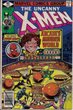 MARVEL Mutants Uncanny XMEN #123  Bronze Age Comics 1979  Chris Claremont John Byrne FINE created by Jack King Kirby & Stan Lee