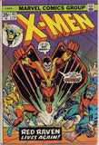 "MARVEL XMEN #92 Mutant Comics created by Jack King Kirby & Stan Lee 1975 Bronze Age ""Reprint Issues"""