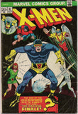 "MARVEL XMEN #87 Mutant Comics created by Jack King Kirby & Stan Lee 1974 Bronze Age ""Reprint Issues"""