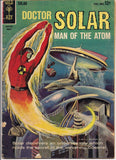 Gold Key Comics 1963 DOCTOR SOLAR #7 V G++