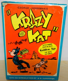 Krazy Kat George Herriman introduction by e e cummings Madison Square Press New York 1969