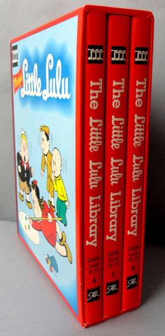 Marge's LITTLE LULU Library Vol 2 Marjorie Henderson Buell John Stanley Another Rainbow Publications Russ Cochran