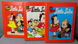 Marge's LITTLE LULU Library Vol 5 Marjorie Henderson Buell John Stanley Another Rainbow Publications Russ Cochran
