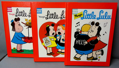 Marge's LITTLE LULU Library Vol 6 Marjorie Henderson Buell John Stanley Another Rainbow Publications Russ Cochran