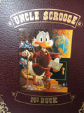 UNCLE SCROOGE McDUCK Celestial Arts Limited Edition 1981 Signed - Numbered 2152 by Artist & Creator Carl Barks Walt Disney Productions