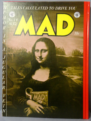 MAD Complete EC Comics #s 1-24 Color Wally Wood Jack Davis Graham Ingels Harvey Kurtzman Bernie Krigstein Al Williamson