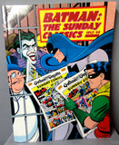 BATMAN The Sunday Classics 1943- 1946  Gotham City DC Comics 1st Printing Bob Kane Softcover Trade sized Jerry Robinson Bill Finger