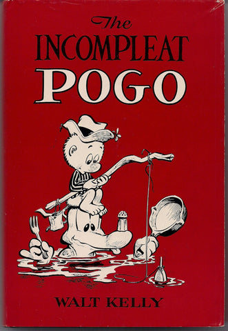 WALT KELLY's POGO The Incompleat Pogo Gregg Press, 1977 Gregg Press 1977 Limited Edition