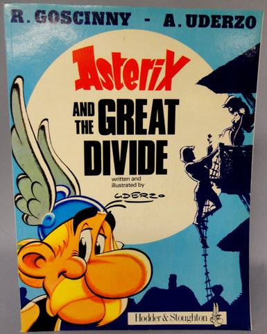 ASTERIX and the Great Divide GOSCINNY and UDERZO Obelix Darguard Int Pub Ltd