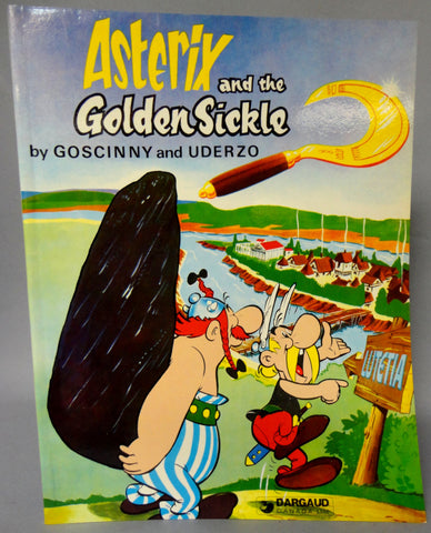 ASTERIX and the Golden Sickle GOSCINNY and UDERZO Obelix Darguard Int Pub Ltd