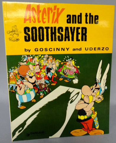 ASTERIX and The Soothsayer GOSCINNY and UDERZO Obelix Hodder and Stoughton Darguard Int Pub Ltd