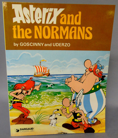 ASTERIX and The Normans GOSCINNY and UDERZO Obelix Hodder and Stoughton Darguard Int Pub Ltd