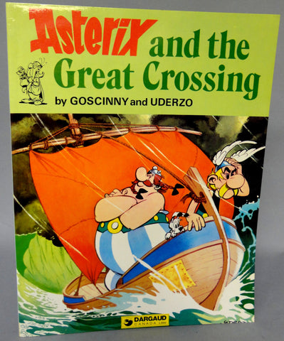 ASTERIX and The Great Crossing GOSCINNY and UDERZO Obelix Hodder and Stoughton Darguard Int Pub Ltd