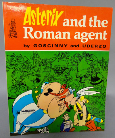 ASTERIX and The Roman Agent GOSCINNY and UDERZO Obelix Hodder and Stoughton Darguard Int Pub Ltd
