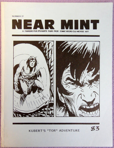 NEAR MINT #27 Pop Culture Nostalgia Fanzine Joe Kubert TOR Fred Harman Red Ryder Lone Ranger Dan Reid Ace Kelly Rick Yager