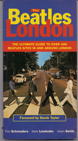 BEATLES London Beatlemania John Lennon Paul McCartney George Harrison Ringo Starr Derek Taylor