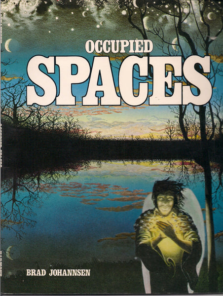 Occupied Spaces BRAD JOHANNSEN Science Fiction Fantasy Graphic Art Collection