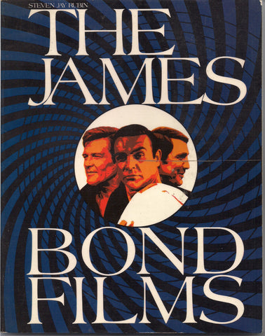 Master Spy 007 JAMES BOND FILMS Ian Fleming Sean Connery George Lazenby Roger Moore Dr No to For Your Eyses Only