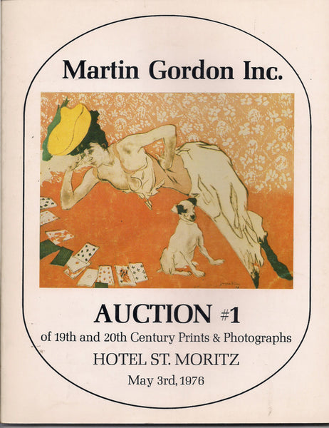 19th 20th Century Prints & Photographs Auction #1 ANSEL ADAMS Bresson DADA Nouveau Steichen Lautrec Renoir Picasso Munch Mucha Miro Matisse