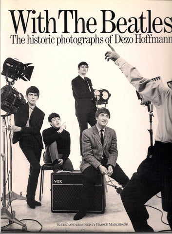 With The BEATLES Historic Dezo Hoffman 60's British Invasion Mod Photographs John Lennon Paul McCartney George Harrison Ringo Starr