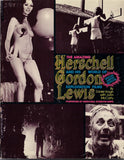 AUTOGRAPHED Rare Amazing Herschell Gordon Lewis and His World of Exploitation Films 2000 MANIACS Wizard of Gore Something Weird Blood Feast