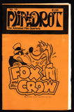 MINDROT #15 Fox & Crow Animation Anime Cartoons Fan Magazine