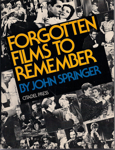 FORGOTTEN FILMS to Remember Crime Film Noir Comedy Westerns Action Adventure Mystery Drama Horror B Movies
