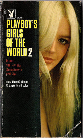 PLAYBOY Magazine Playboy's Girls of the World #2 Israel the Riviera Scandinavia Rio