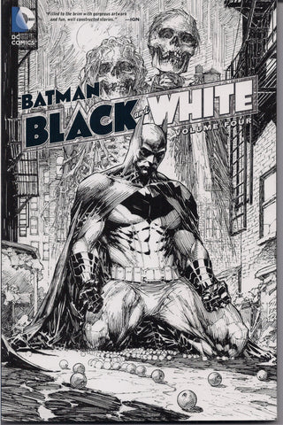 BATMAN BLACK and WHITE Volume 4,Dark Knight,Gotham City,Neal Adams,Joker,Robin,Penguin,Catwoman,Poison Ivy,Softcover,Graphic Novel