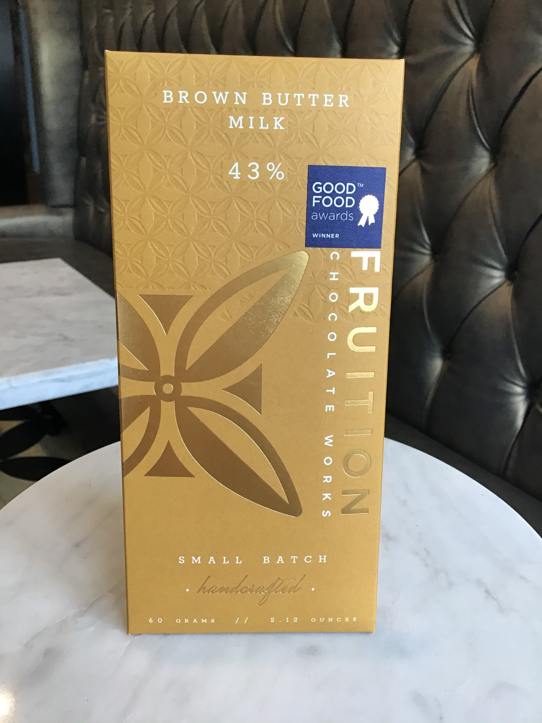 Fruition - Brown Butter Milk Chocolate