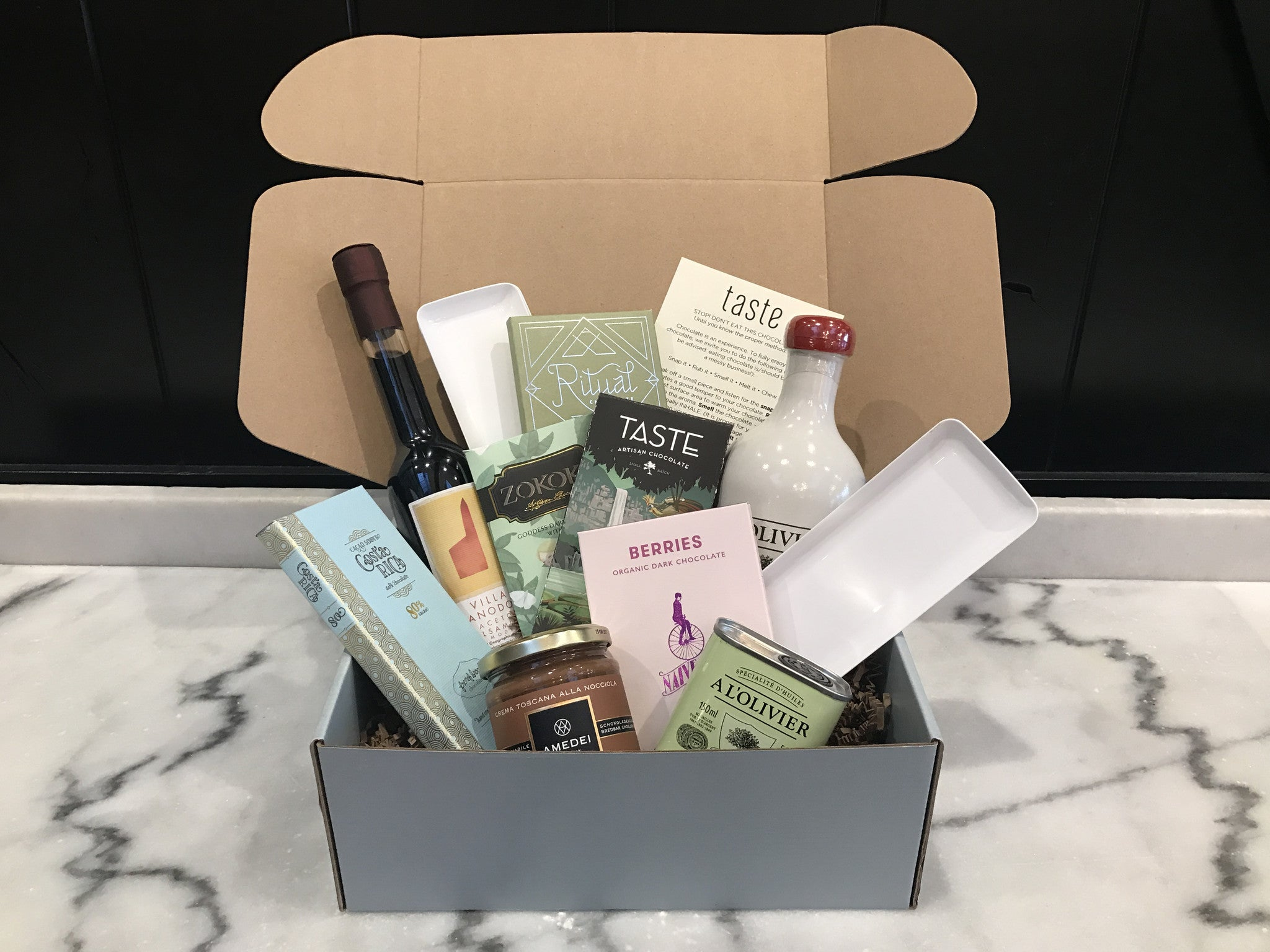 Tasting Box for up to 10 People