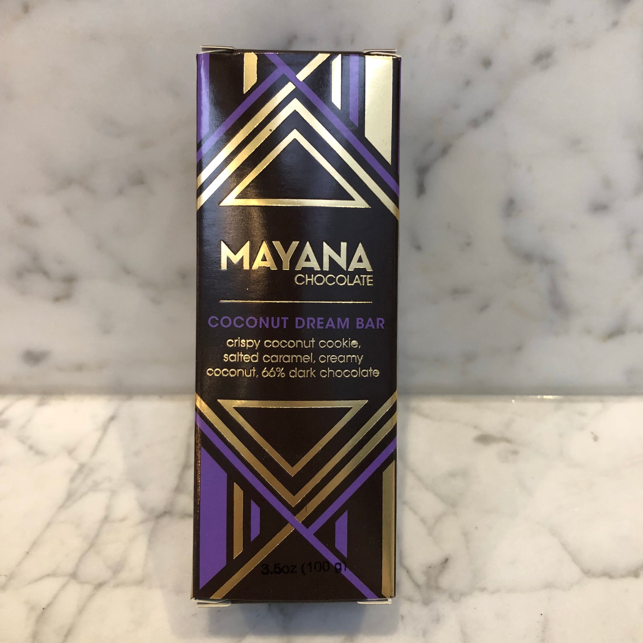 Mayana Coconut Dream Bar