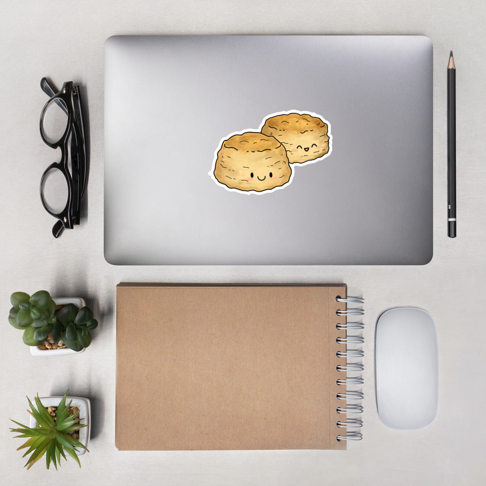 Cute Scones Sticker