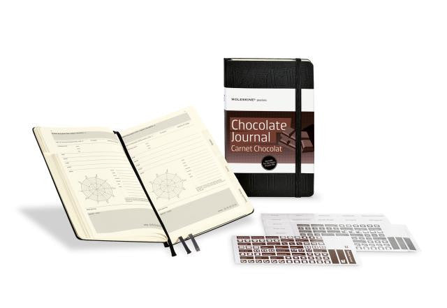 Moleskine - Chocolate Journal