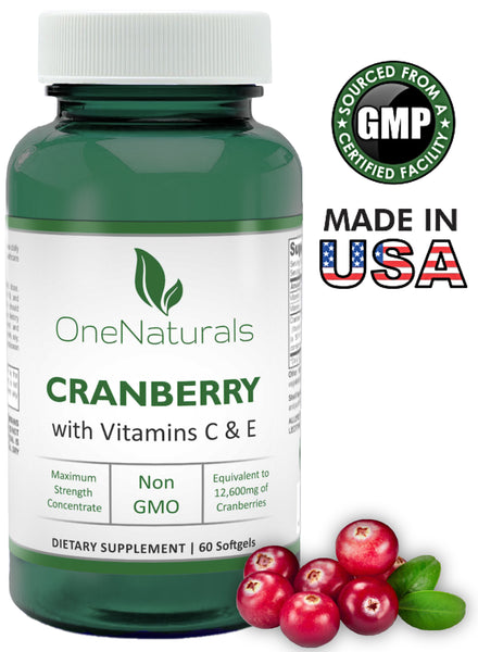 Cranberry Concentrate with Vitamins C & E