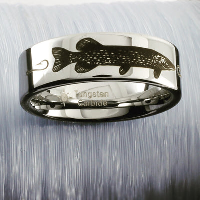 Tungsten Carbide Muskie Ring