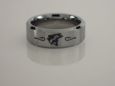 Tungsten Carbide Fishing Ring