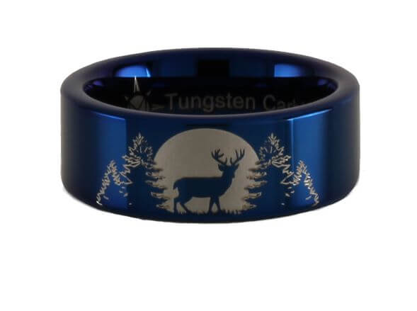 Deer and Deer Hunting Rings
